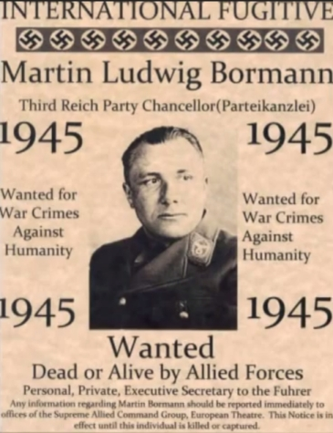 Bormann dead or alive